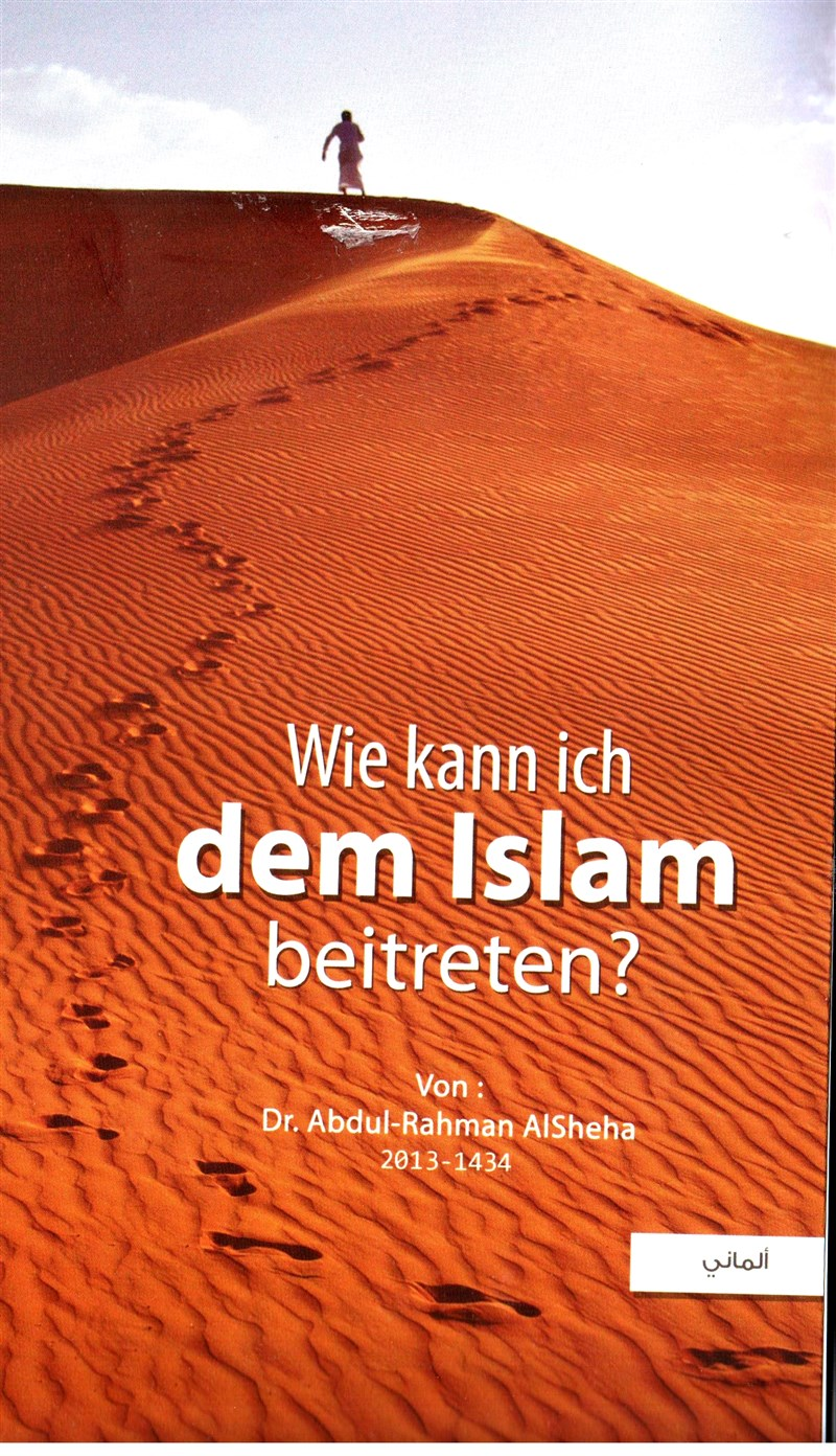 Wie kann ich dem Islam beitreten?